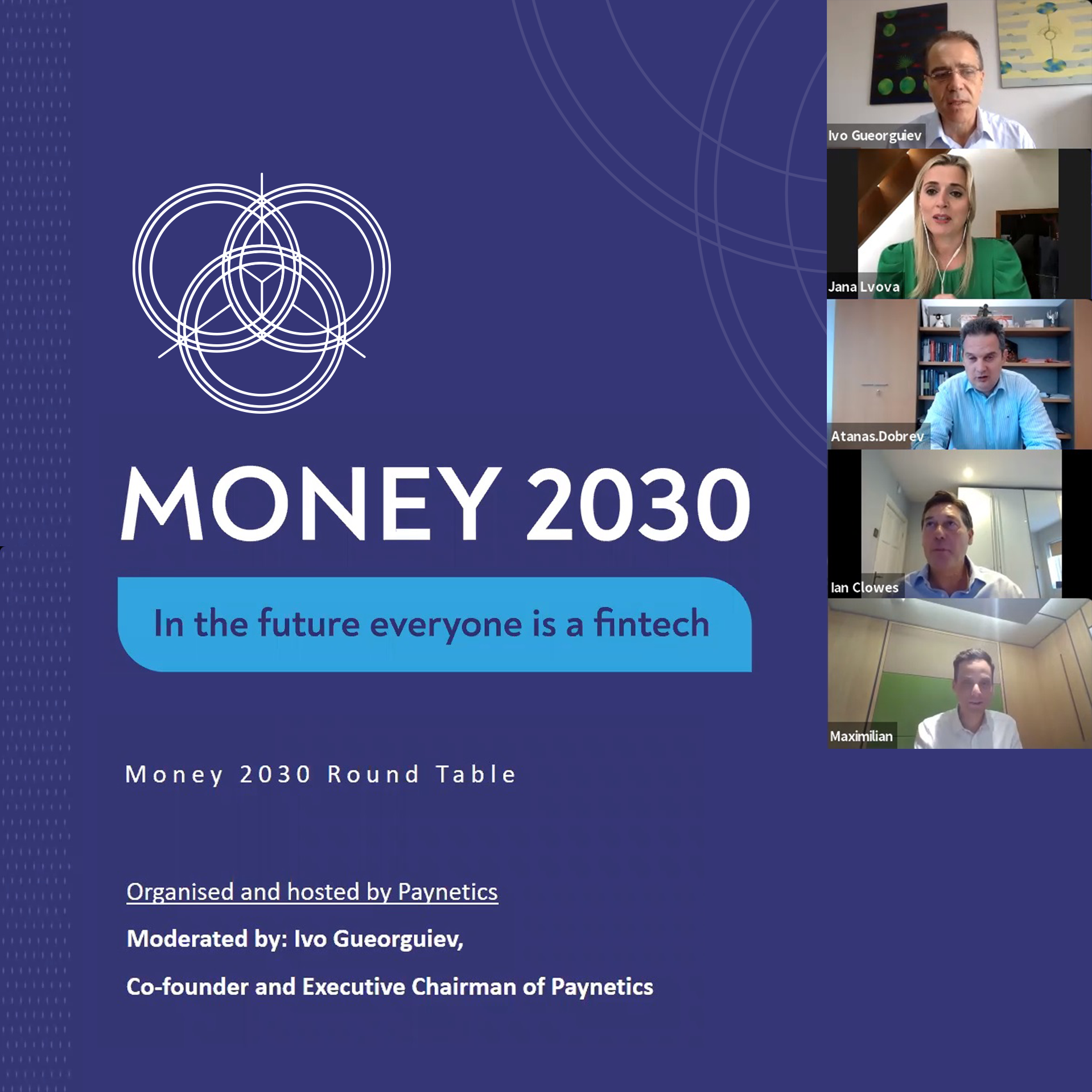 Thoughts from our experts at our Money 2030 event – What the future of fintech looks like